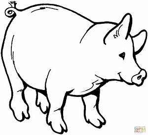 animal coloring pages printable free - free printable coloring pages farm animals printable