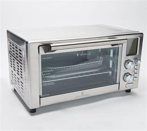 fryer emeril 360 air lagasse power oven airfryer refurbished 1500w walmart qvc button