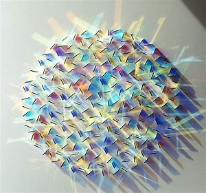 Dazzling Colored Glass and Light Installations By Chris ...