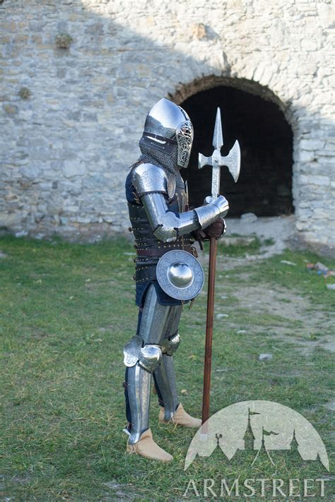 medieval wearable combat armor knight fortune