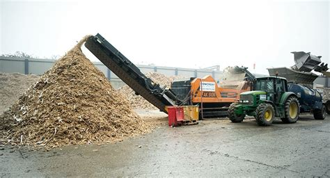 wood recycling collection disposal  london powerday