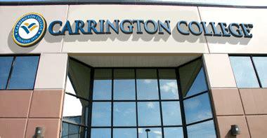 universities carrington college  college