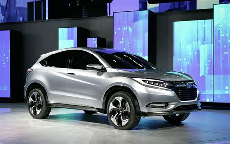 suv honda sharply styled honda urban suv concept previews juke