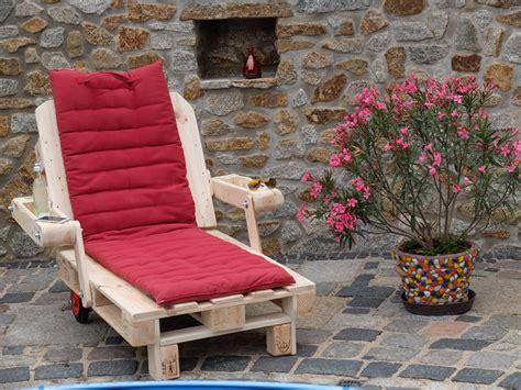 Liege Aus Paletten by Gartenliege Paletten Sonnenliege Aus Palettenholz