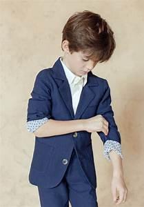 Vetement Ceremonie Garcon Zara : costume lin bleu ny98 jornalagora ~ Melissatoandfro.com Idées de Décoration