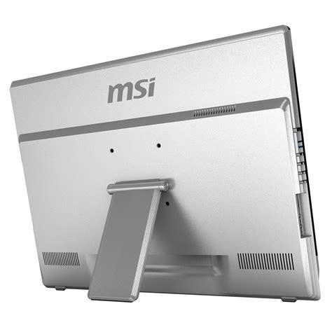 pc bureau msi msi adora 24 0m 001eu pc de bureau msi sur ldlc com
