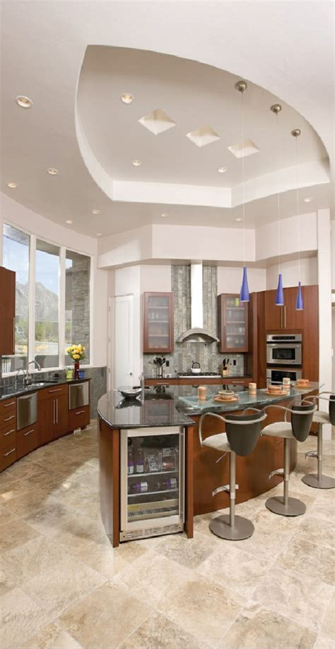 30 Ideen Für Tolle Küchen Decken