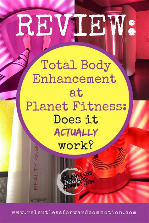 red light therapy bed planet fitness total body enhancement at planet fitness a review