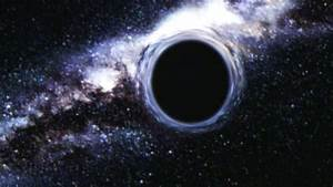 black hole created using the worlds most poweful X-ray ...