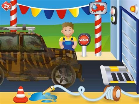 for kids car wash a funny cars wash game for kids best kids apps ipad