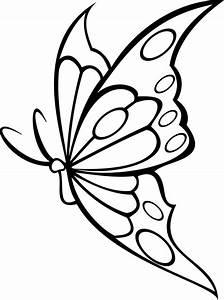 Dessin Facile Papillon : papillon coloriage recherche google dessins pinterest dessin papillon dessin papillon ~ Melissatoandfro.com Idées de Décoration