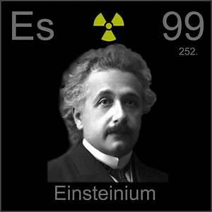 Facts, pictures, stories about the element Einsteinium in ...