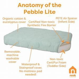Amazon.com : Nook Sleep Pebble Lite, Cloud : Nook Sleep ...