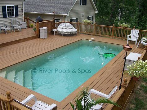 Above Ground Pool Steps Wood by Building Wooden Steps For Above Ground Pool Woodworking
