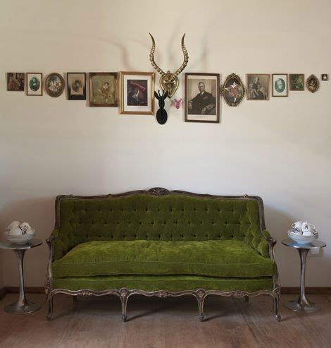 green settee 25 best ideas about olive green couches on