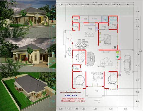 desain rumah type  modern  kamar tidur jasa desain rumah