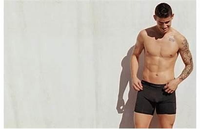 James Rodriguez Calvin Klein Desnudo Underwear Mycalvins