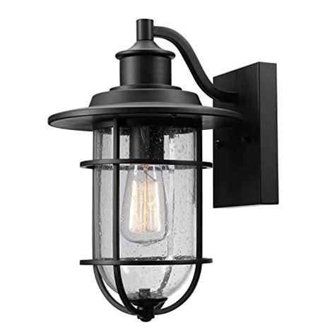 Black Porch Light by Outside Porch Lights