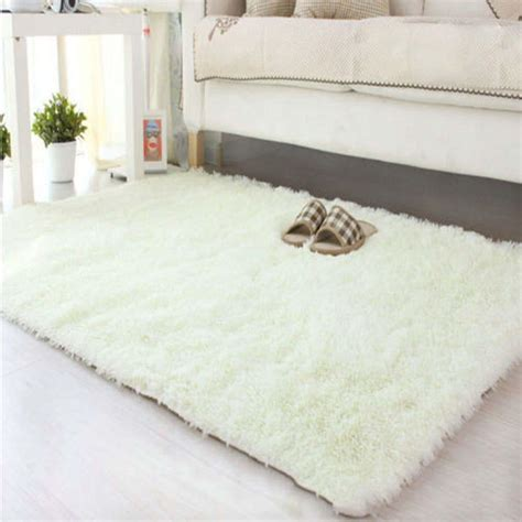 big rugs for cheap white shag carpet promotion shop for promotional white