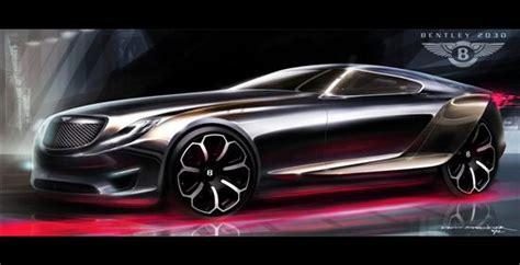 Bentley 2030 Concept By David Schneider  Cars Show