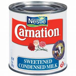 Carnation Sweetened Condensed Milk 14 oz. Can - Walmart.com