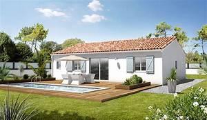 Maison modèle Premium Plain pied (modèle maison traditionnel) Demeures d'Occitanie