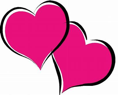 Clip Heart Clipart Hearts Valentine Background Arts