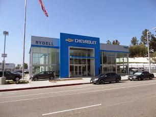 Rydell Chevrolet Northridge  Northridge, Ca 91324 Car