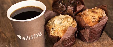 Italian quality at america's pace! Ellianos Coffee Company | Espresso, Smoothies, Tea