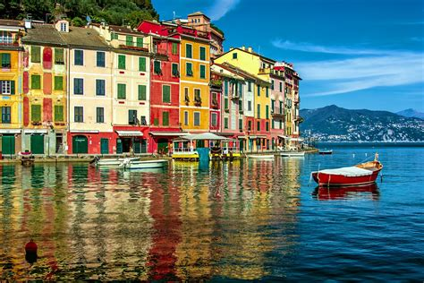 Portofino Photo by Portofino Travel The Italian Riviera Italy Lonely Planet