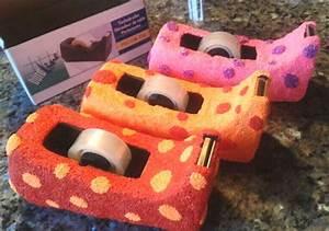 Geschenke Für Eltern Basteln : prinz tischklebeabroller mit foam clay einkleiden als weihnachtsgeschenk ~ Orissabook.com Haus und Dekorationen