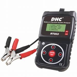 Testeur De Batterie Professionnel : testeur de batterie rt003 start stop dhc ~ Melissatoandfro.com Idées de Décoration