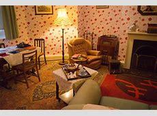 1940's Living Room Hughenden Manor Derek Winterburn