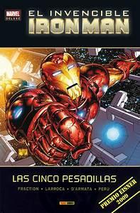 Marvel Deluxe. El Invencible Iron Man (Volume) - Comic Vine
