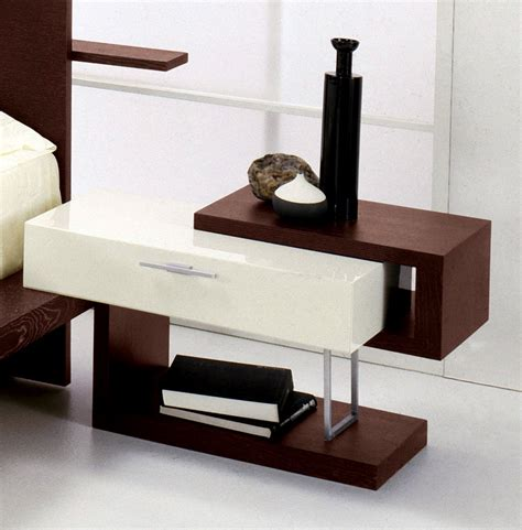 modern white nightstand contemporary stands for your home design pics