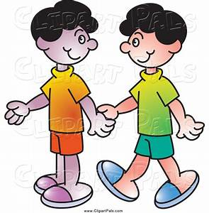 Pal Clipart of Two Boys | Clipart Panda - Free Clipart Images