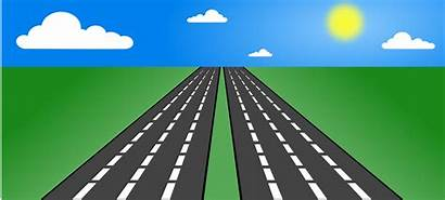 Clip Clipart Road Open Register Highway Map