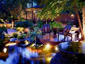 Outdoor ponds water features and gardens diy