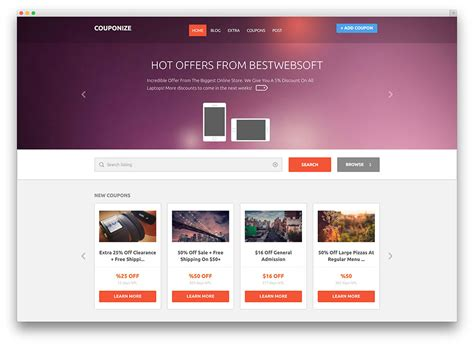 wordpress theme coupon