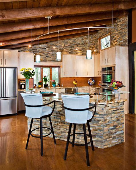 kitchen rock island 30 foto di cucine in muratura moderne mondodesign it 5399