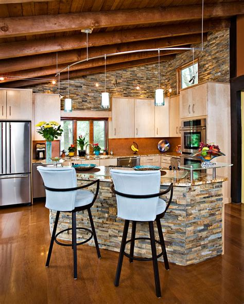 kitchen rock island il 30 foto di cucine in muratura moderne mondodesign it 8205