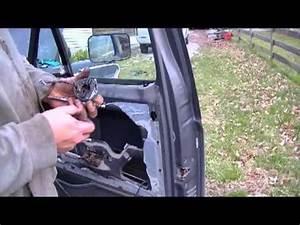 1991 Ford Power Window Repair