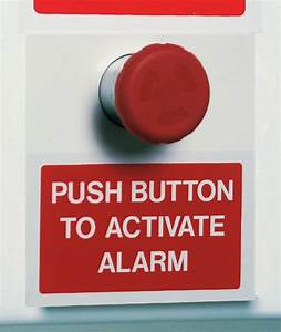 Signs  U0026 Labels Self-contained Manual Fire Alarm