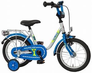 Kinderfahrräder 14 Zoll : 14 zoll kinderfahrrad polizei fahrrad fahrrad ass ~ Kayakingforconservation.com Haus und Dekorationen