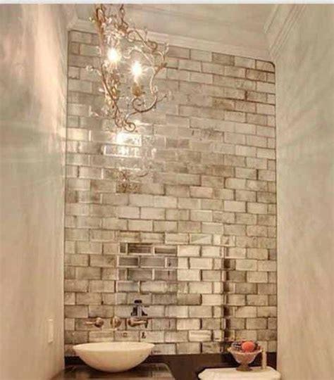Spiegel Fliesen Bad by Bathroom Antique Mirror Brick Tiles