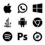 Icons Software Player Vector Flaticon Social Svg