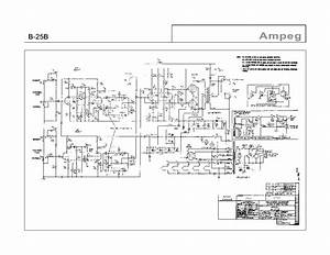 Wiring Diagram For A 6x10 Ampeg Bass Cabinet
