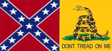 Confederate Rebel Gadsden Dont Tread On Me 3' x 5' Battle Flag DL Grandeurs Confederate