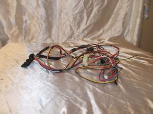 Wiring Harnes For Whirlpool Dryer by Whirlpool Duet Dryer Gew9250pw0 Wiring Harness 8299925