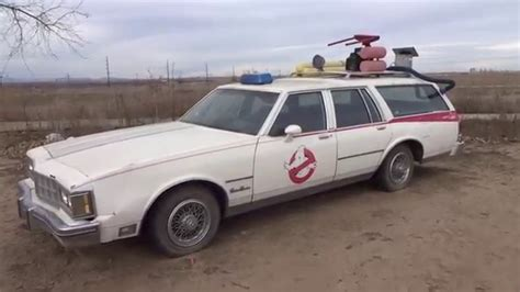 What Is The Ghostbusters Car by The Real Ghostbusters Car